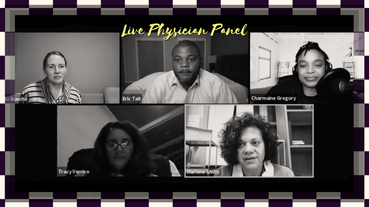 """Physician Discussion Panel: """"Storytelling"""" Lecture"""