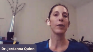 A physician marketing on social media is what Dr. Jordanna Quinn lectures about on the Hot-To Physician series.