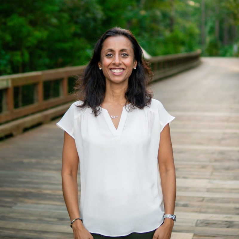 Live meditation run by Dr. Rashmi Schramm, to help you show up in your life more focused and with increased resilience to stress.